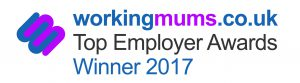 Top Employer Awards Winner 2017