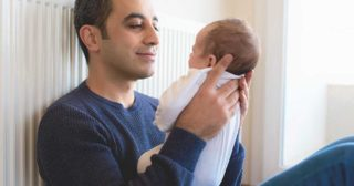 working Dad - shared parental leave