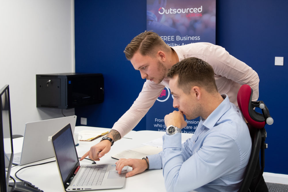 Outsourced Academy Training-Image