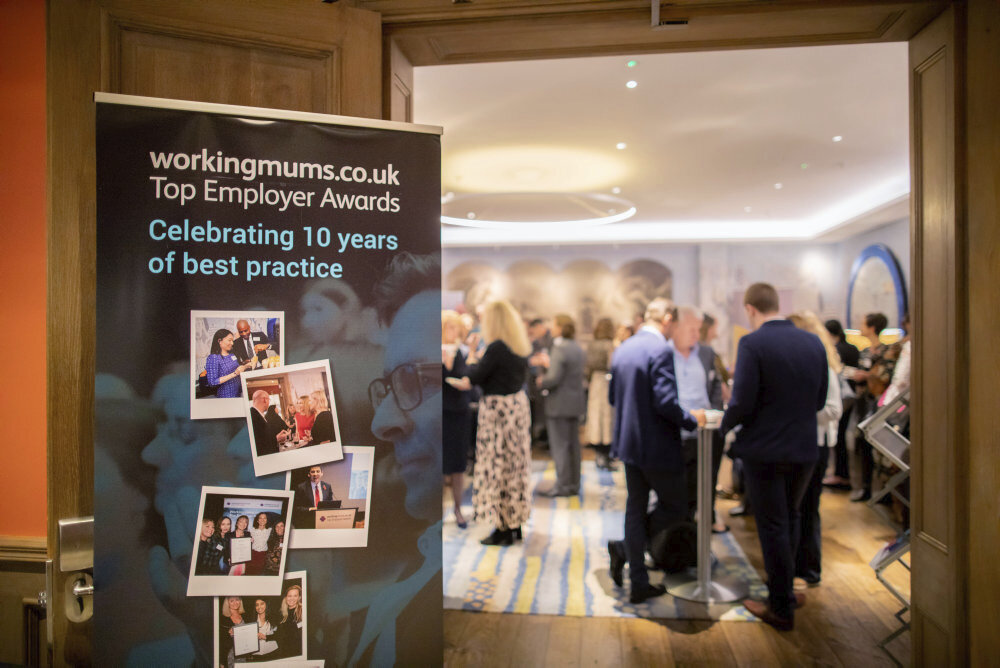 workingmums Top Employer Awards 2019
