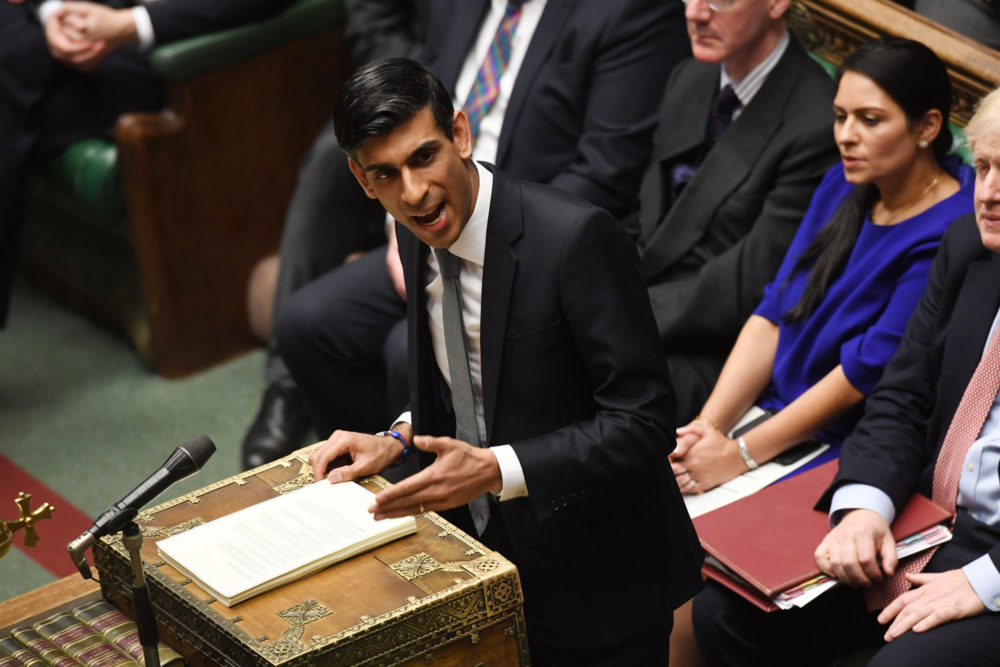 Rishi Sunak delivers the Budget but not much in it for working dads