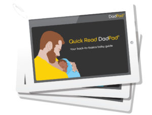 DadPad quick read booklet