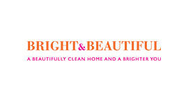 bright beautiful logo