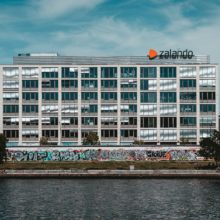 Zalando headquarters office block