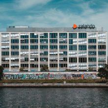 Zalando headquarters office block