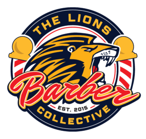 Lions Barber Collective logo