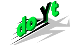 do it logo green and black