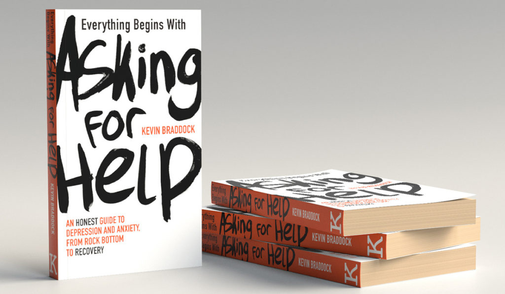 asking for help book