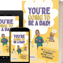 pregnancy book for dads